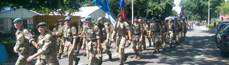 Veteranstøtten